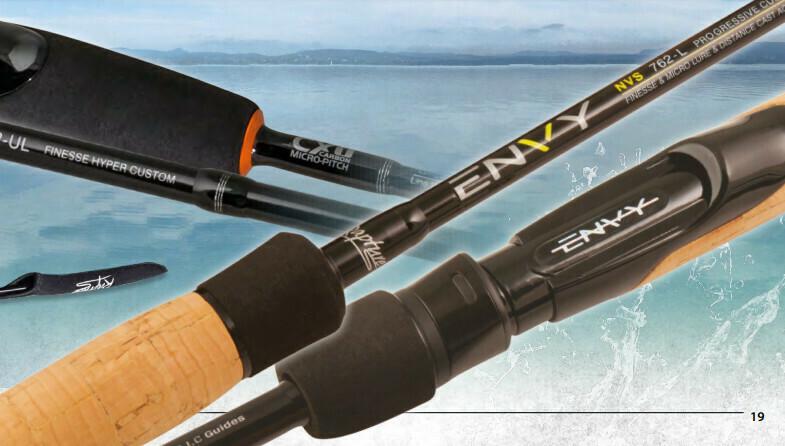 envy ul progressive custom finesse and Micro, lure concept 1-4g pe 0.2 0.6 half price sale