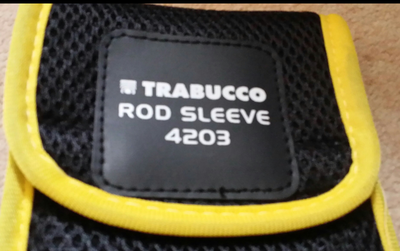 Trabucco xtr 4.5 and 4.2 m rod sleeves. 4.2 on special spring offer less 50%