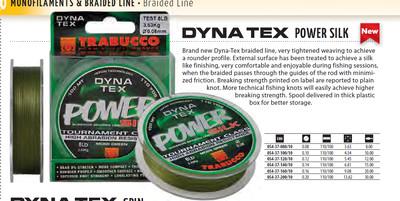 Dyna Tex power silk