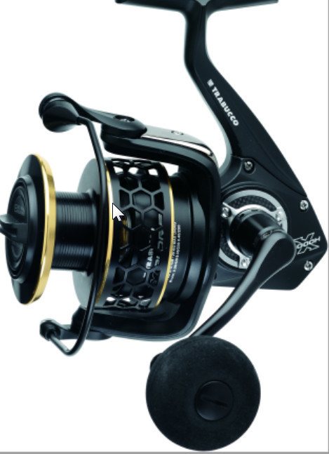 Xplore SW 6000 and 7000 heavy duty spinning reels - lightweight ex Italy