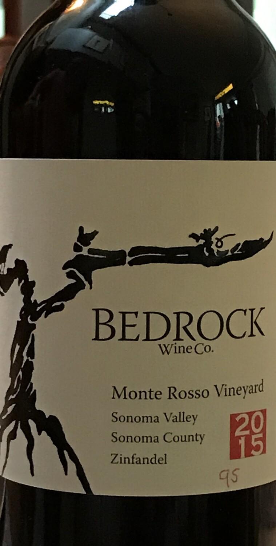 2015 Bedrock Wine Co. Monte Rosso