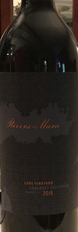 2015 Rivers Marie Lore Vineyard