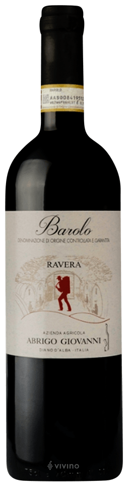 2015 Abrigo Giovanni Barolo Ravera
