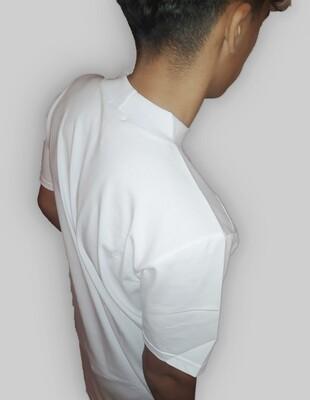 Mini Dolcevita manica corta colore bianco - Mini Dolcevita White