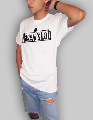 T-shirt cotone manica corta colore bianco - Bully White