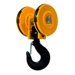 6300KG ROPE HOIST BOTTOM BLOCK (4 FALL)