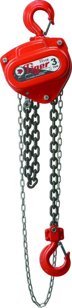 1000Kg Tiger Chain Block without load limiter
