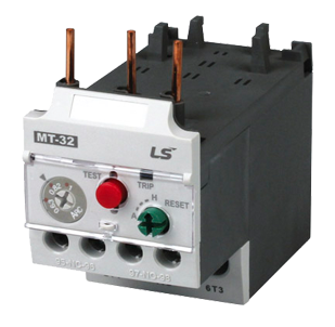 Thermal Overload Relay. 4KW - 15KW