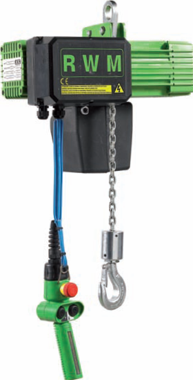 2 TON SINGLE SPEED CHAIN HOIST ONLY 2000W3F