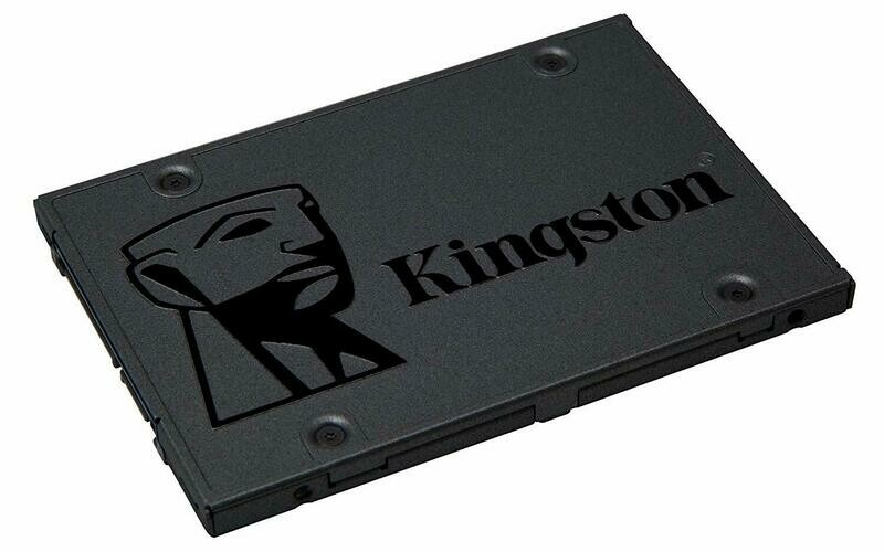 Kingston SSD A400, 240 GB Drive a Stato Solido, 2.5