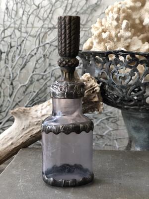 Small Amethyst Bottle