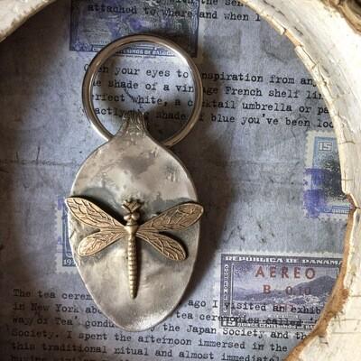 Dragonfly Key Fob