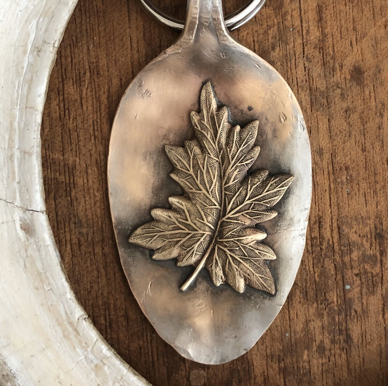Leaf Key Keeper