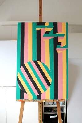 Striped Illusion