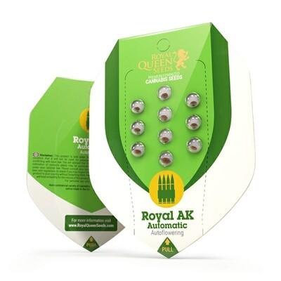 Royal AK Automatic 5 Seeds