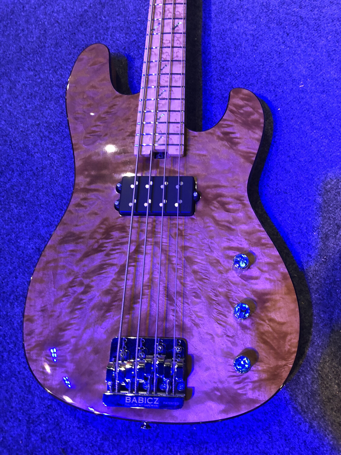 Black watch Instruments bass