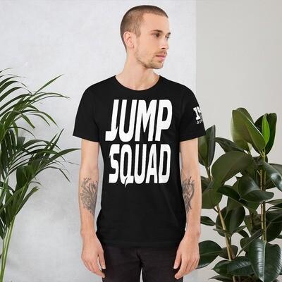 Jump Squad Short-Sleeve Unisex T-Shirt