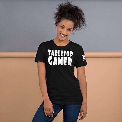 Tabletop Gamer Short-Sleeve Unisex T-Shirt