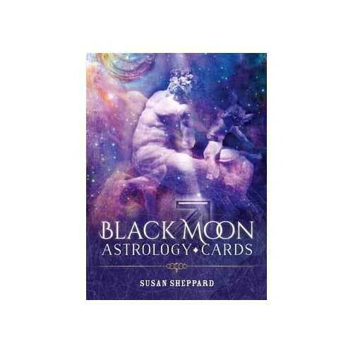 Black Moon Astrology cards by Susan Sheppard