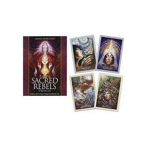 Sacred Rebels oracle by Fairchild & Morrison