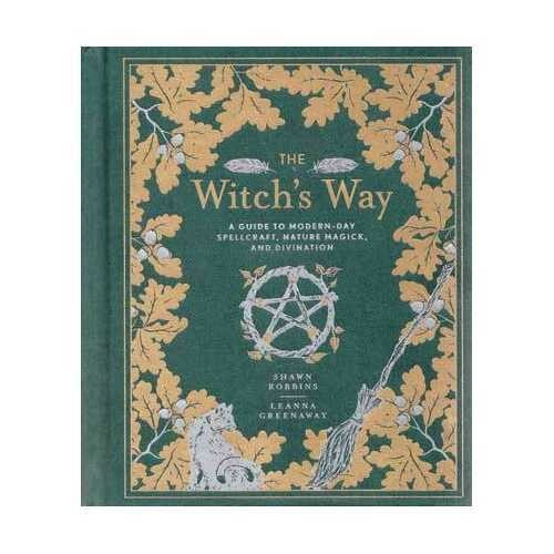 Witches' Way (hc) by Leanna Greenaway