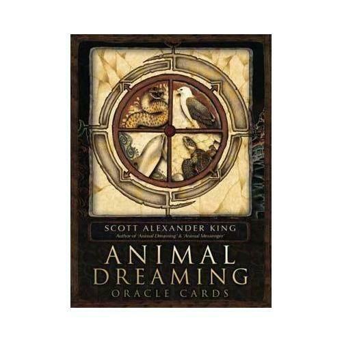 Animal Dreaming oracle by Scott Alexander King