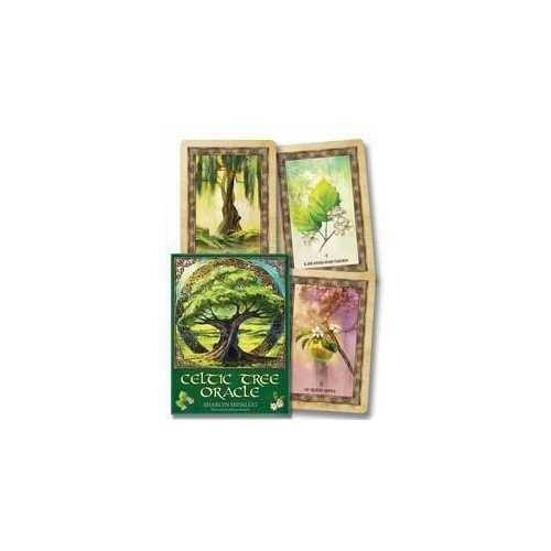 Celtic Tree Oracle by Sharlyn Hidalgo
