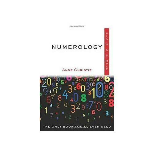 Numerology plain & simple by Anne Christie