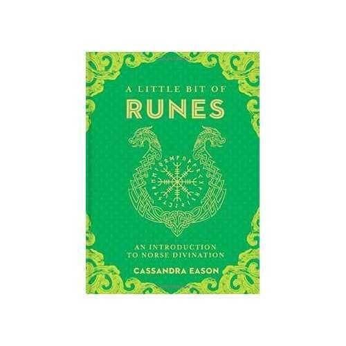 Little Bit of Runes (hc) by Cassandra Easton