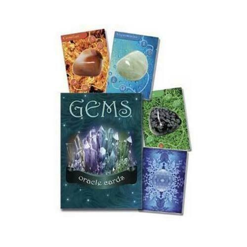 Gems Oracle cards by Bianca Luna
