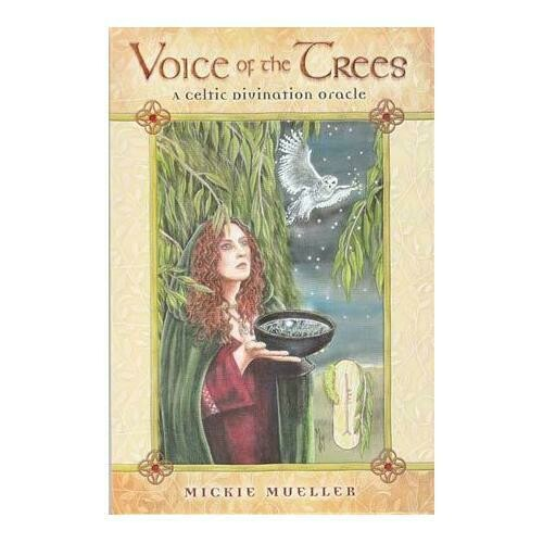 Voice of the Trees tarot deck & book by Mickie Mueller