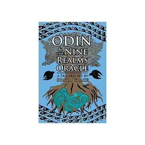 Odin & the Nine Realms oracle by Sonja Grace