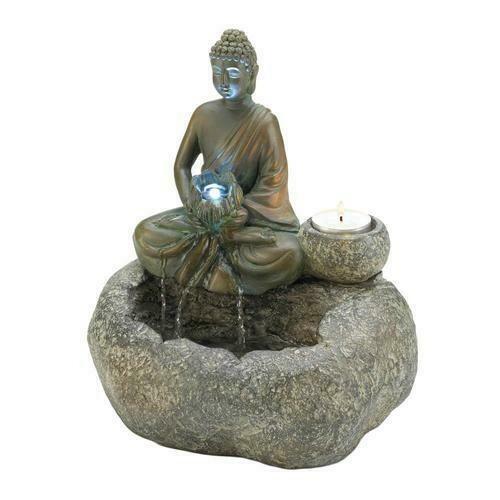 Buddha Tabletop Fountain