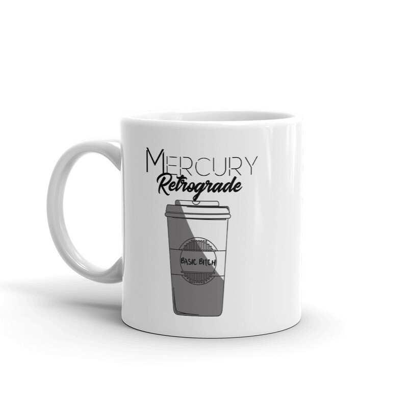 Mercury Rx Basic B**** Mug
