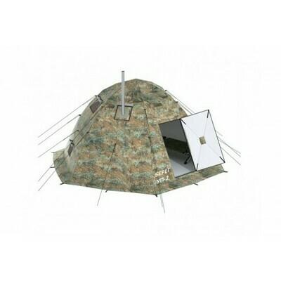 Универсальная палатка Берег УП-2 (каркас 10мм)