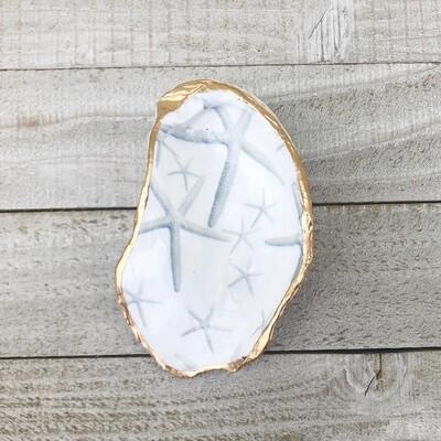 Starfish Oyster Shell