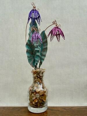 Mixed Purple Floral Bouquet