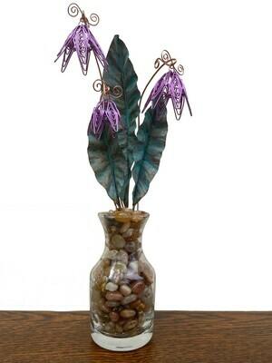 Light Violet Floral Bouquet