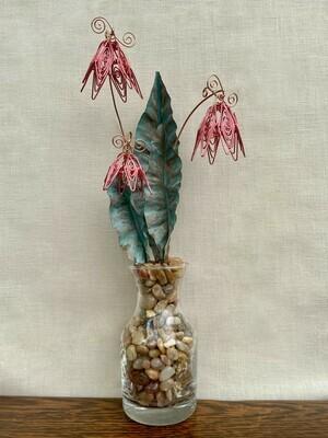 Coral Floral Bouquet