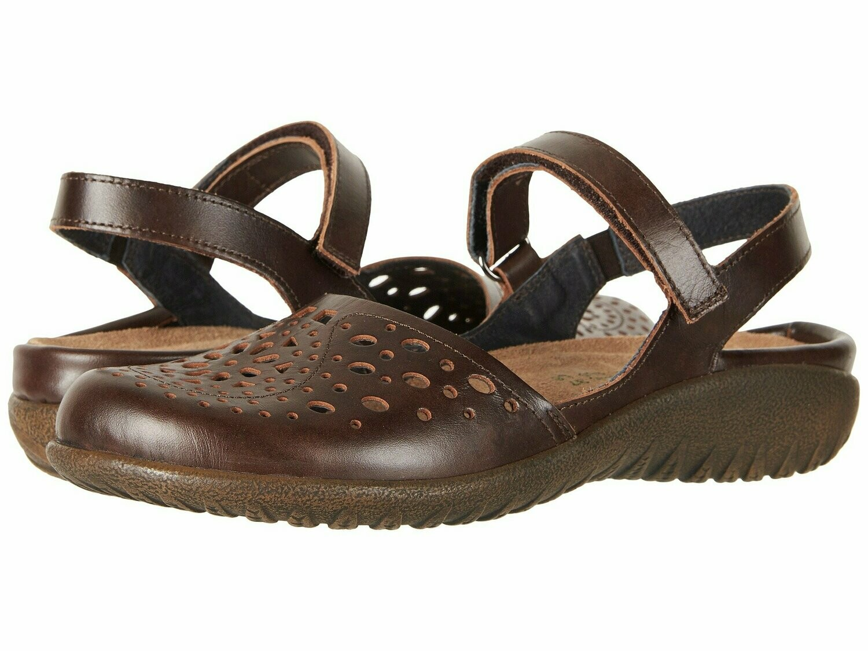Arataki Pecan Brown Leather