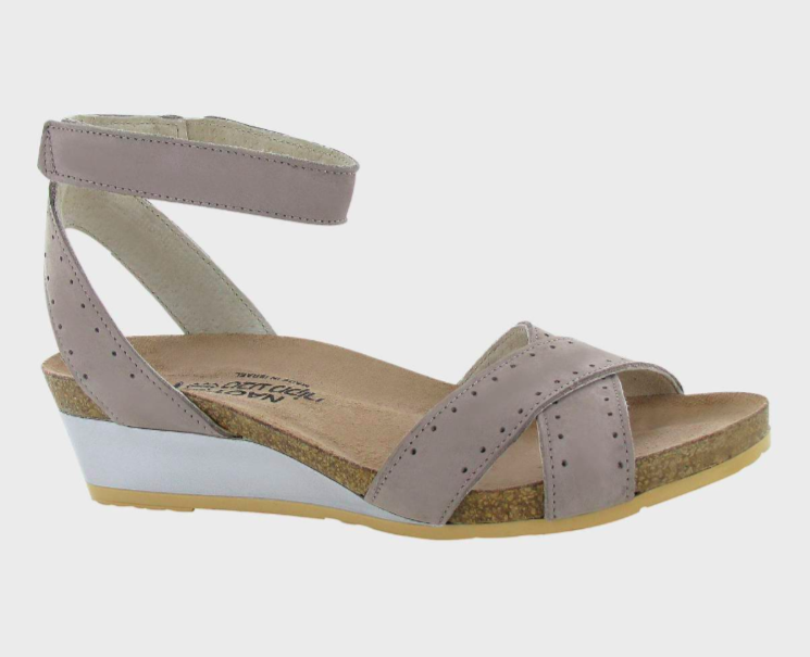 Wand Stone and Brown Sandal