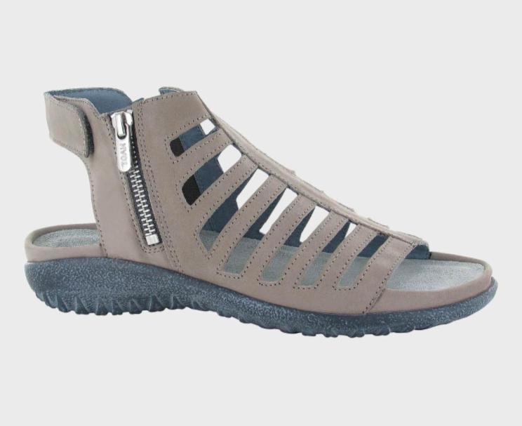 Pitau Stone Nubuck Sandal