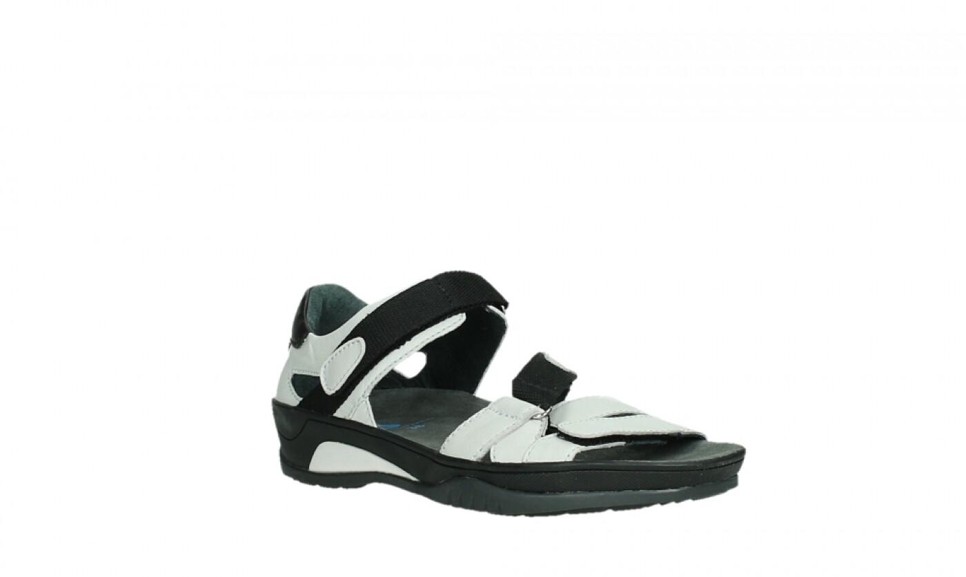 Ripple Off-White Sandal