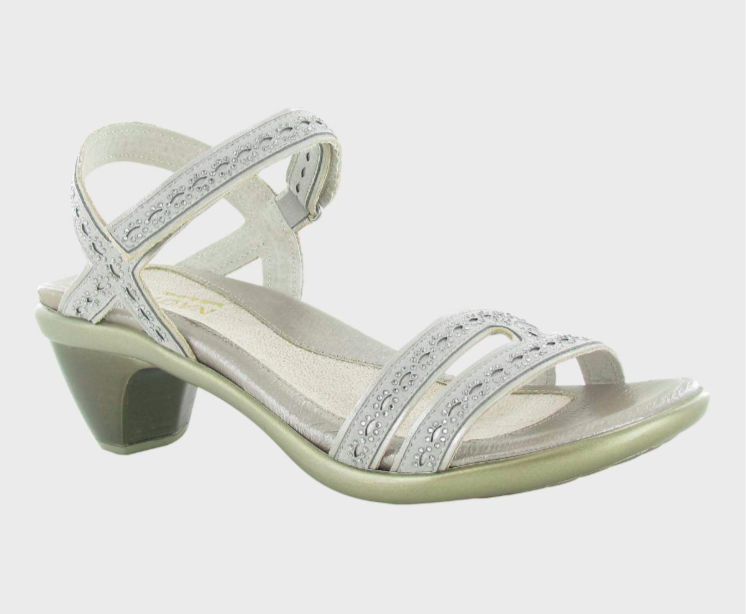 Idol Grey Sandal Naot