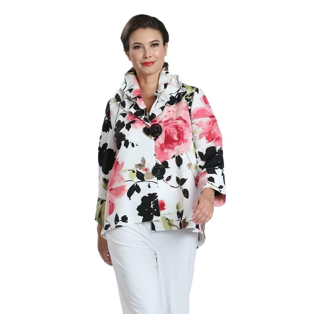 1550 Floral Jacket