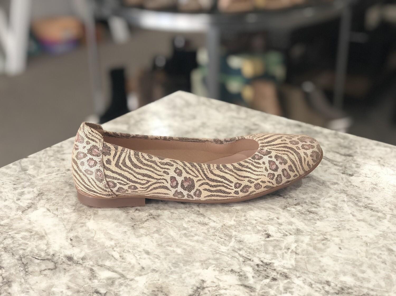 Chloe Beige Leopard Leather
