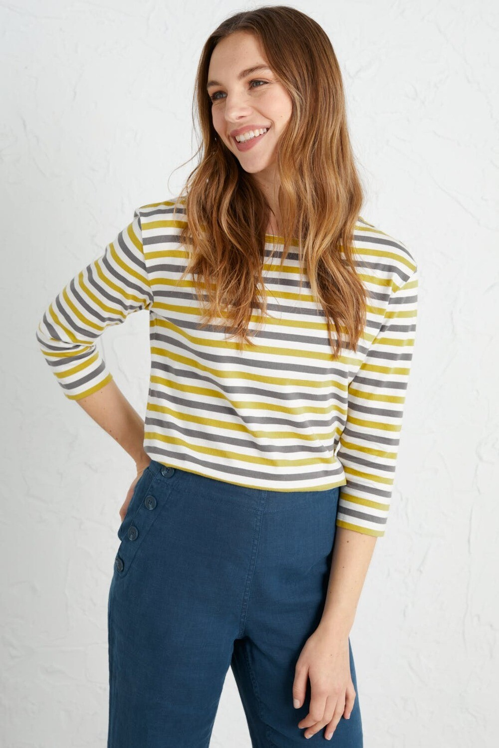 Sailor Top Mini Cornish Duet Dune