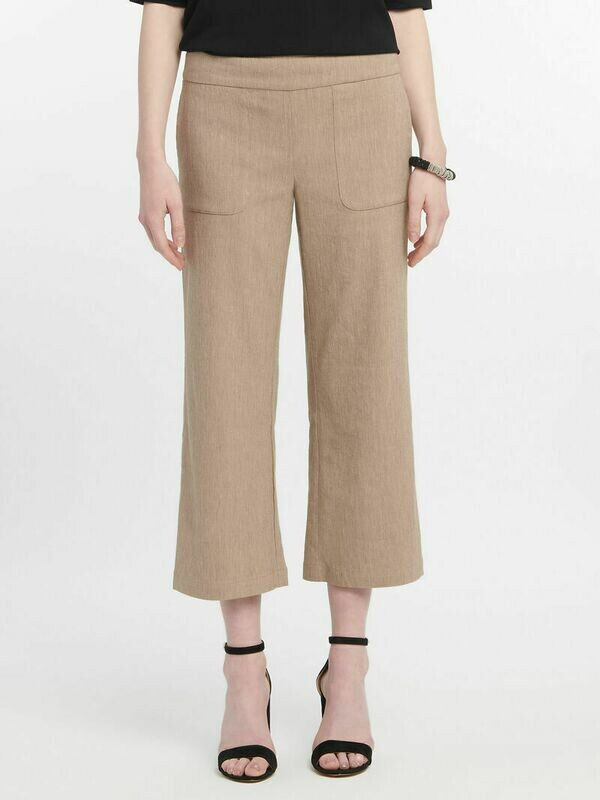 S201821 Here or There Crop Pant Beechwood