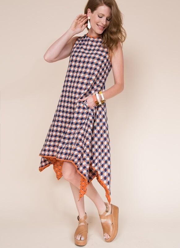 77420 Picnic Dress