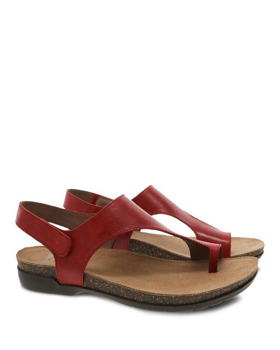 Reece Red Waxy Burnished